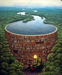 The Magical World of Jacek Yerka | Abduzeedo Design Inspiration