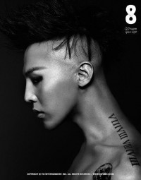 THE EXHIBITION [G-DRAGON SPACE 8]