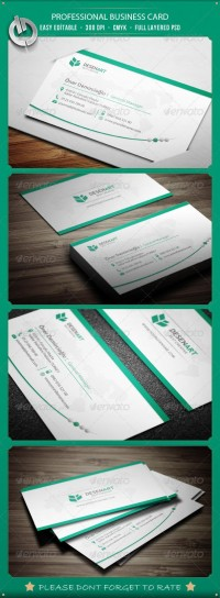 Business Card 23 (Print Templates) | GFX Database