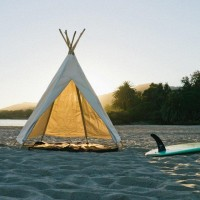 Fancy - Wave Wam TeePee by indoek