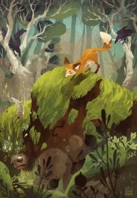 Personal Work - Maike Plenzke Illustration
