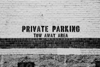 Dunedin Parking Lot Art Print by Daniel Wiltshire | Society6