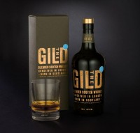 The Gild  - The Dieline -