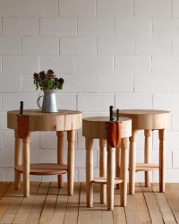 Butcher Block Tables | minam