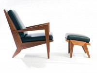 Luxury Furniture Design Idea | Corner Chair Designs Blend Traditional and Modern Minimalist Contemporary