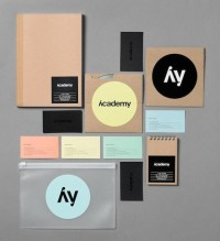 Academy : Lovely Stationery . Curating the very best of stationery design