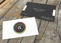 42 awesome vector business cards for inspiration at dzineblog.com - design blog & inspiration picture on VisualizeUs
