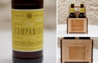 The Companion Ale - The Dieline -