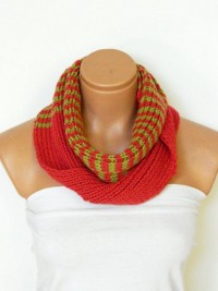 latest fashion scarfunisex scarf infinity by WomensScarvesTrend