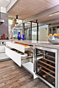 San Diego Contemporary Kitchen - modern - kitchen - san diego - by Jamie Gold, CKD, CAPS
