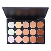 Makeup Palette Version Concealer Set with 15 Colors - makeupsuperdeal.com