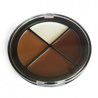 Natural Finish NO.3 Concealer Makeup Palette - 4 Colors - makeupsuperdeal.com