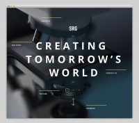 The Web Aesthetic — SRG International