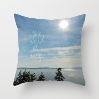 The World at Large Throw Pillow by RDelean | Society6