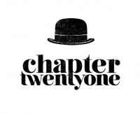 CHAPTER TWENTYONE - Logos on Creattica: Your source for design inspiration