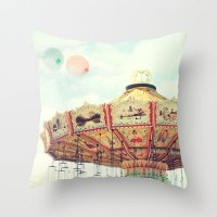 escape Throw Pillow by Sylvia Cook Photography | Society6