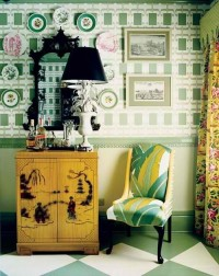 Amoebas Amoebas Everywhere! • I love everything about this room. pinterest.com