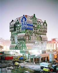 Amoebas Amoebas Everywhere! • Hotel Inntel by Wilfried van Winden found on the...