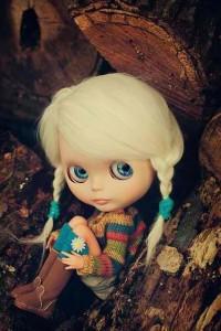 Amoebas Amoebas Everywhere! • Blythe Doll.