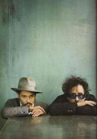Amoebas Amoebas Everywhere! • Johnny Depp and Tim Burton