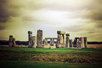 Amoebas Amoebas Everywhere! • ourworldinanutshell: Stonehedge, Wiltshire,...