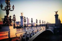 Amoebas Amoebas Everywhere! • bridge Alexander III on Seine river paris