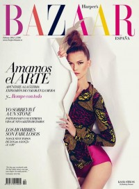 Harpers Bazaar Spain, Feb 2012 | iainclaridge.net