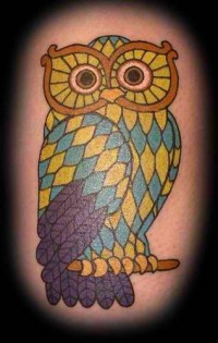 Amoebas Amoebas Everywhere! • owl tat