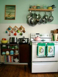 Amoebas Amoebas Everywhere! • I love everything about this kitchen.