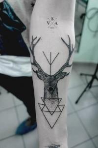 Tattoo hipster | tattoo