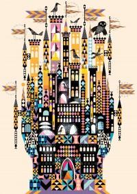 The Enchanted Forest - Lesley Barnes Illustration
