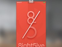 8ight5ive identity by BE?STY DESIGN
