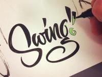 Swing!! by Ged Palmer