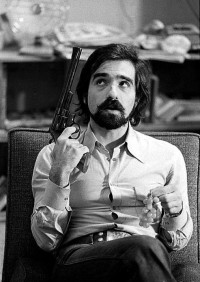 Amoebas Amoebas Everywhere! • Martin Scorsese on the set of taxi driver