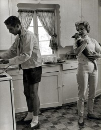Amoebas Amoebas Everywhere! • At home with Paul Newman and Joanne Woodward,...