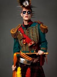 Ma?gosia Bela by Aaron Ward | Let's Panic Magazine - CzytajNiePytaj - Magazyn Online. Sztuka, Moda, Design, Kultura
