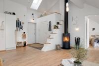 Elegancki loft z tarasem | Ach jak przyjemnie! - CzytajNiePytaj - Magazyn Online. Sztuka, Moda, Design, Kultura
