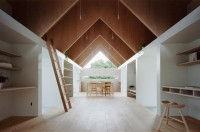 mA-style extends a rural japanese home for a young couple