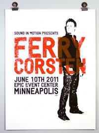 GigPosters.com - Ferry Corsten
