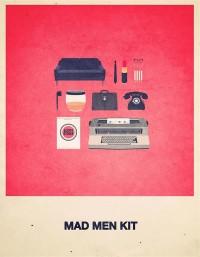 Minimalist Movie Poster Illustrations by Alizée Lafon