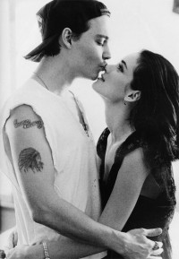 Johnny Depp & Winona Ryder: Rebel Love | Carte Blanche X