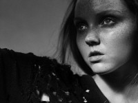 Lily Cole by Bryan Adams | The Gorgeous Daily