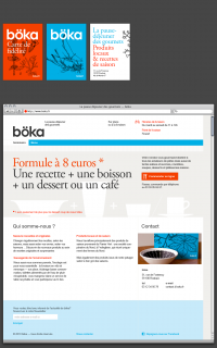 Böka Brand identity and website — Work — AREA 17