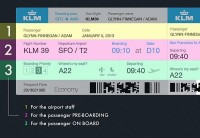 LooksLikeGoodDesignLooks like good Boarding pass by Adam Glynn-Finnegan