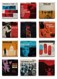 grain edit · Ty Mattson: Homeland Vintage Jazz Record Covers