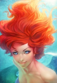 Under The Sea by `Artgerm