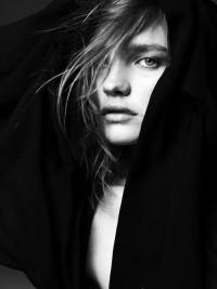 Blonde | ausbluten: Natalia Vodianova by Hedi Slimane