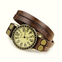 [grhmf21500001]Retro Strap Carved Watches