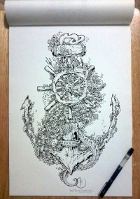 Illustration & Drawing Inspiration Gallery