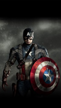 The Avengers Captain America HTC hd wallpaper - HD wallpapers and backgrounds for HTC